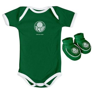 Kit Torcida Baby Palmeiras 033 A Infantil