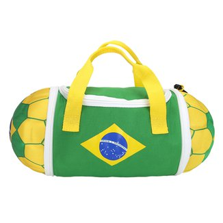 Lancheira Térmica Brasil I Bola