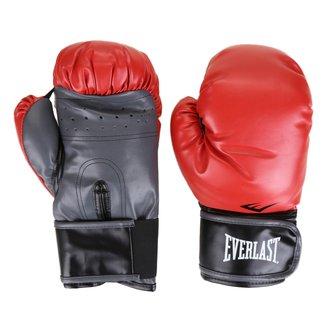 Luva de Boxe/ Muay Thai Everlast Classic 12 Oz