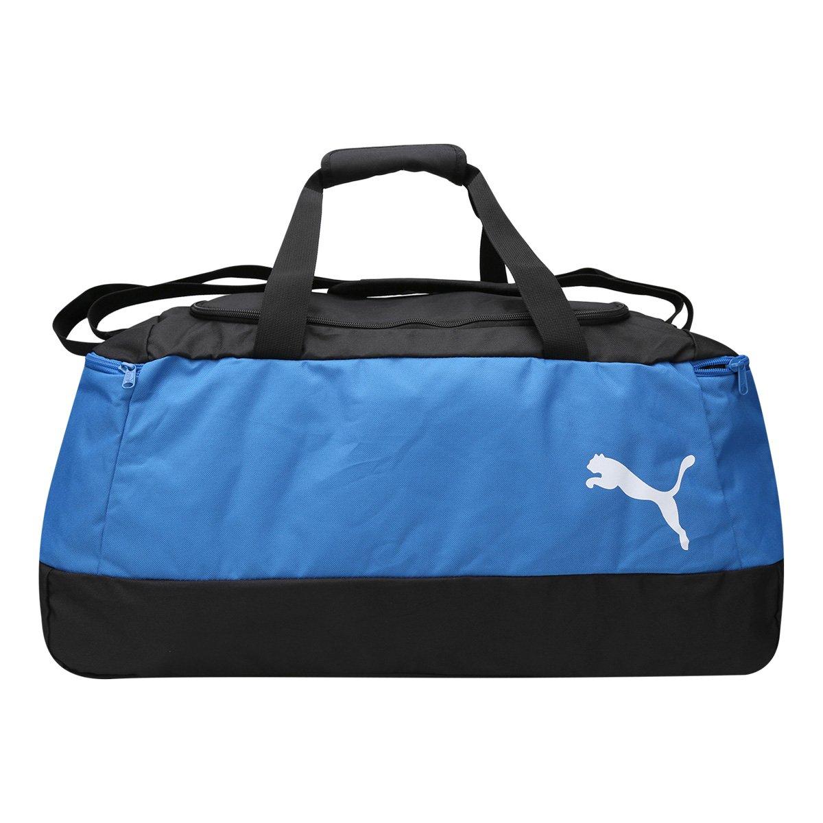 92f21fb49 Mala Puma Pro Training II Masculina - Azul e Preto | Allianz Parque Shop