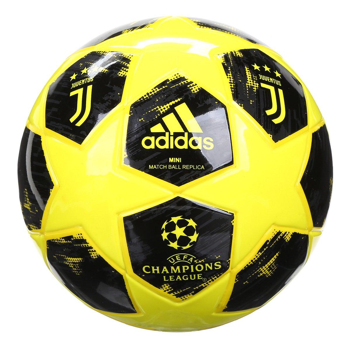 44a60cc603 Mini Bola de Futebol Juventus Adidas Finale 18 - Compre Agora ...