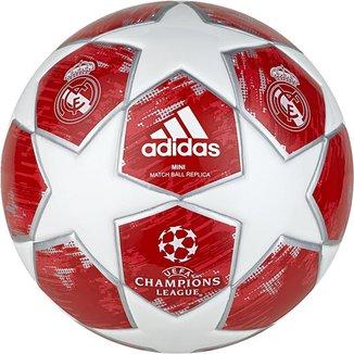 Mini Bola de Futebol Real Madrid Adidas Finale 18