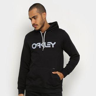 Moletom Oakley Estampa Camuflada B1B Po Hoodie Masculino