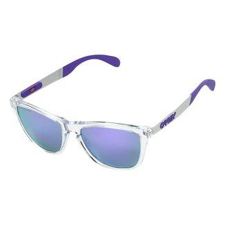 Óculos De Sol Oakley Frogskins Mix Polarizado
