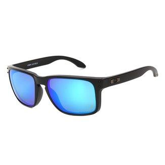 Óculos de Sol Oakley Holbrook XL Prizm Woodgrain