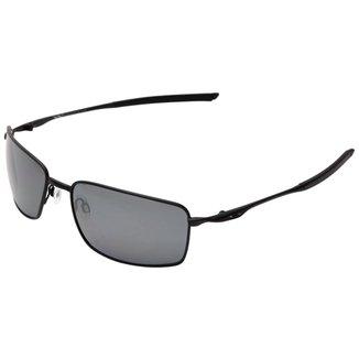 Óculos de Sol Oakley Square Wire Iridium