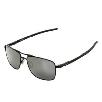 Óculos De Sol Oakley Titânio Lente Plástica