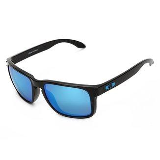 Óculos Oakley Holbrook Xl Prizm Sapphire W Polarizado
