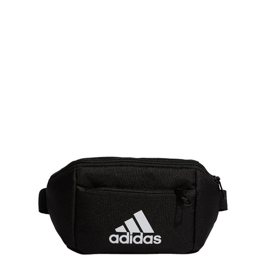 Pochete Adidas Logo - Preto