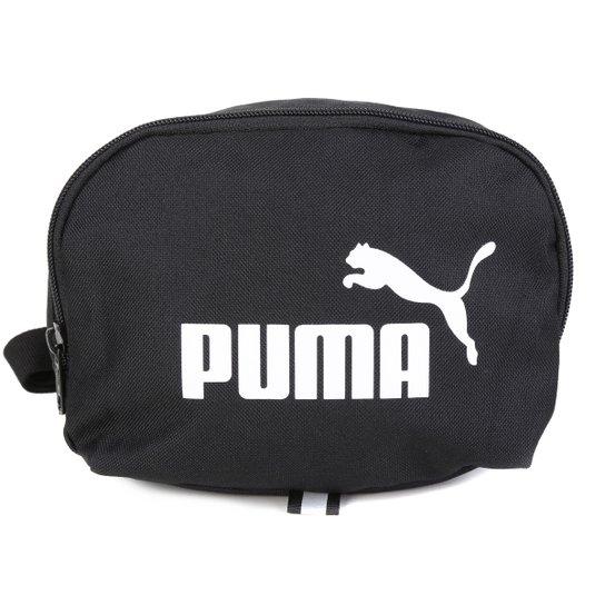 Pochete Puma Phase Waist Bag - Preto