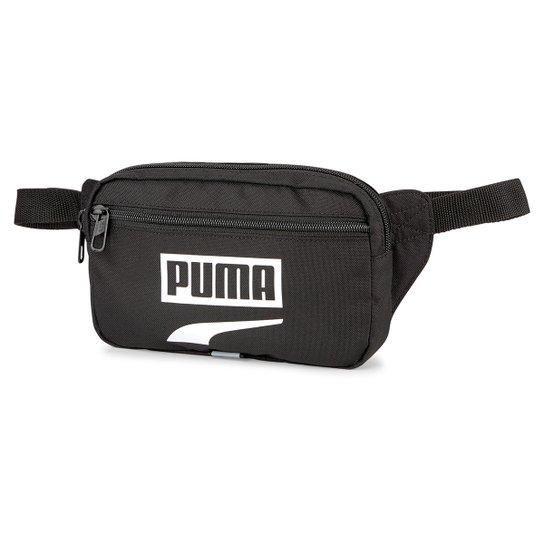 Pochete Puma Puma Plus Waist Bag - Preto