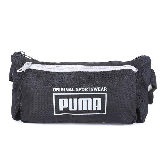 Pochete Puma Sole Waist - Preto