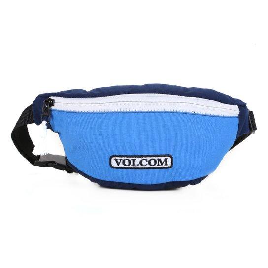 Pochete Volcom Stone Azza - Azul