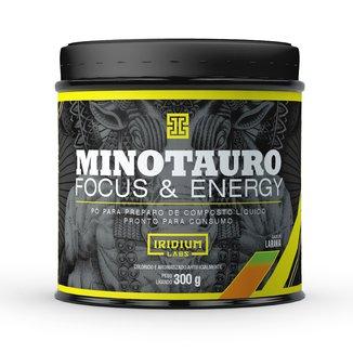 Pré Treino Minotauro Iridium Labs 300g