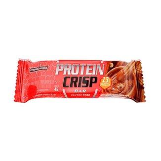 Protein Crisp Bar - 1 Unidade 45g Churros com Doce de Leite - IntegralMédica