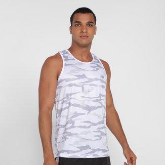 Regata New Balance Camuflada Accelerate Masculina
