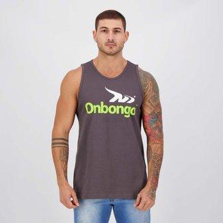 Regata Onbongo Logo Masculina