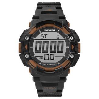 Relógio Digital Mormaii MO15190AB/8L