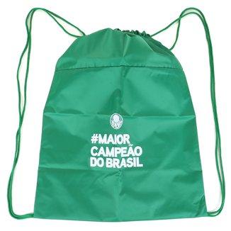 Sacola Palmeiras Academia Gym Sack