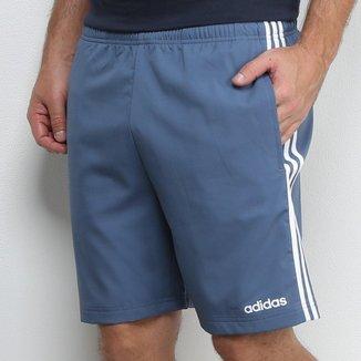 Short Adidas Essentials 3 Stripes Chelsea Masculino