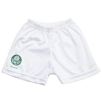 Short Infantil do Palmeiras Torcida Baby X251S