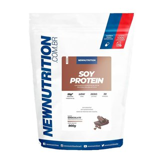 Soy Protein - 900g  NewNutrition