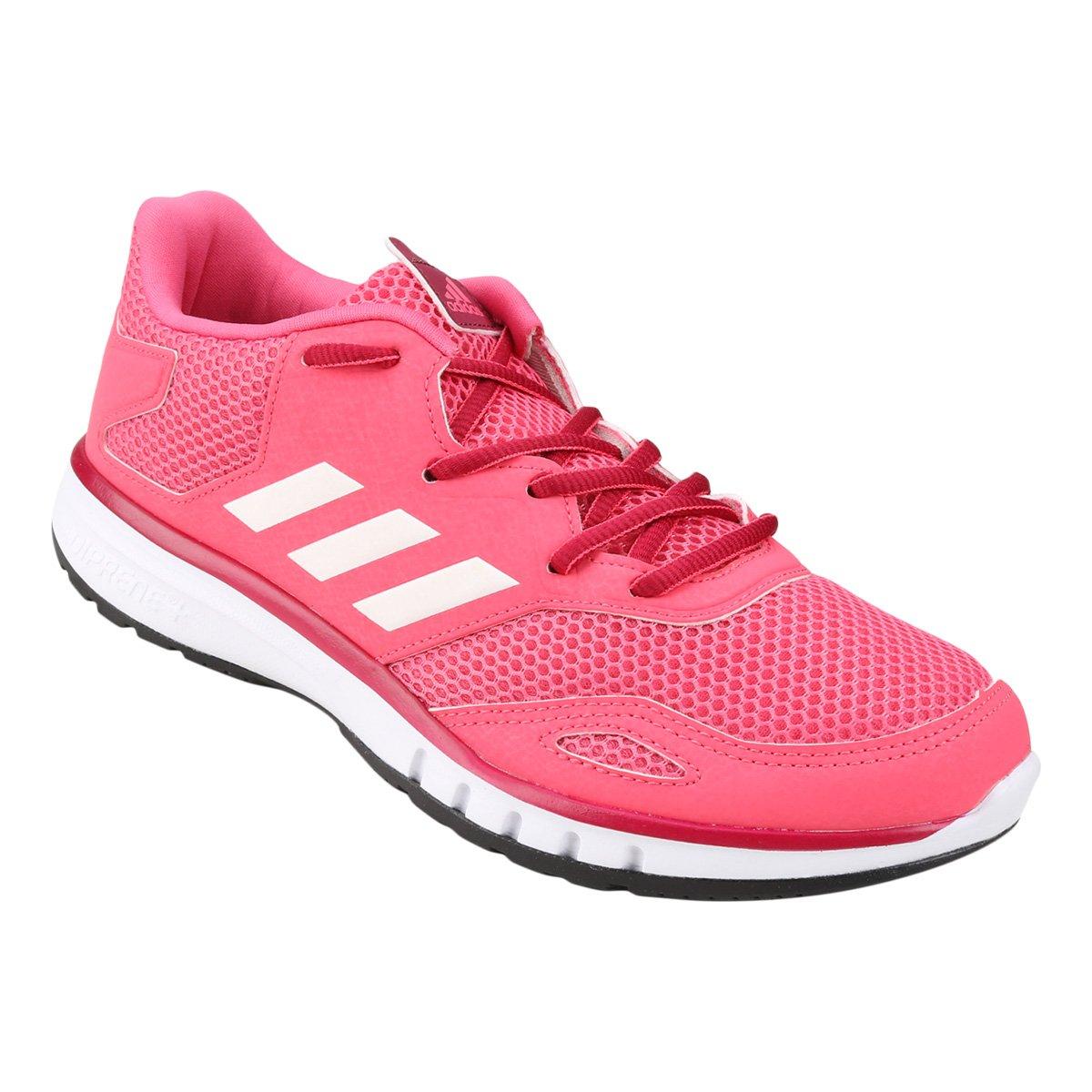 8eae6a48543d3 Tênis Adidas Protostar Feminino - Rosa e Pink | Allianz Parque Shop