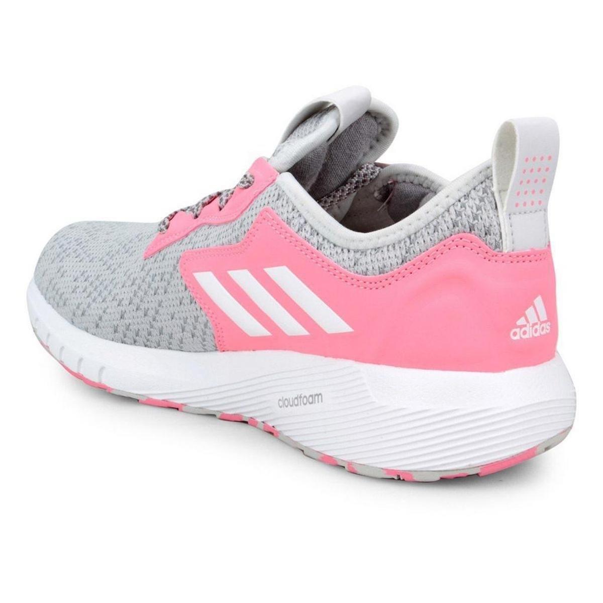 9bee02d22ca Tênis Adidas Skyfreeze 2 Feminino - Cinza e Branco - Compre Agora ...