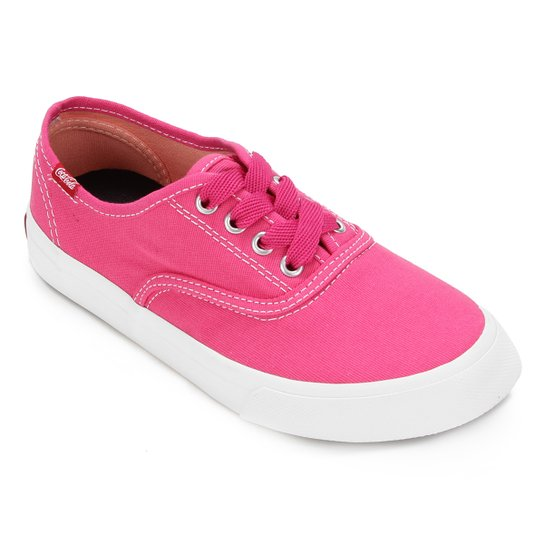 Tênis Coca-Cola Primal Kick Summer - Pink+Creme