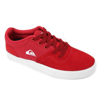 Tênis Couro Quiksilver New Wave Masculino