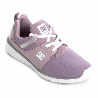 Tênis DC Shoes Heathrow Imp Feminino