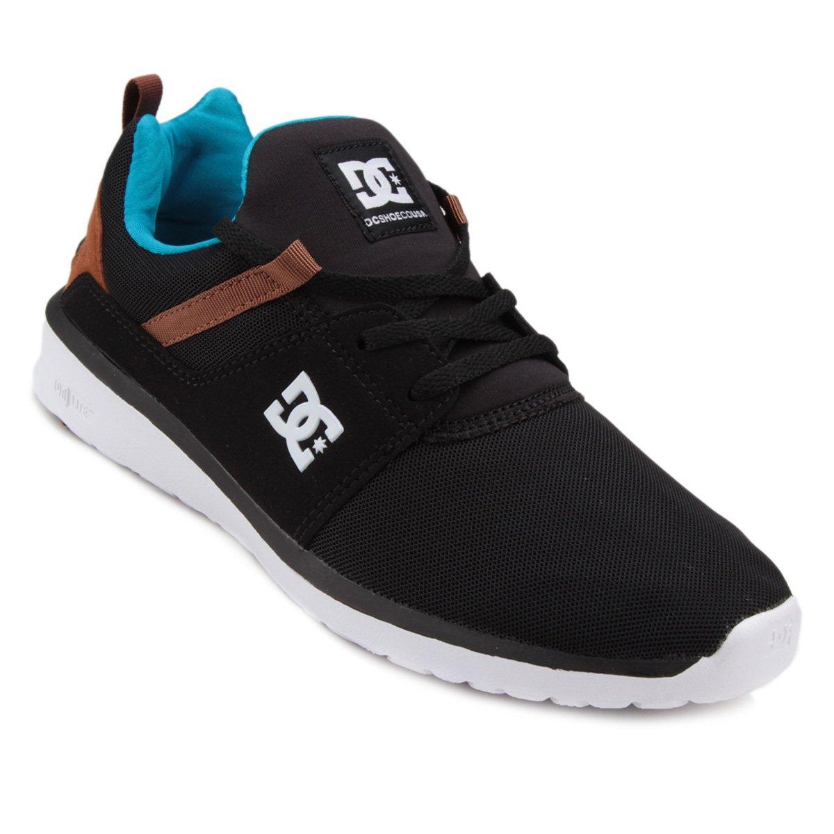 f29a8c9e1 Tênis DC Shoes Heathrow Masculino - Branco e Preto | Allianz Parque Shop