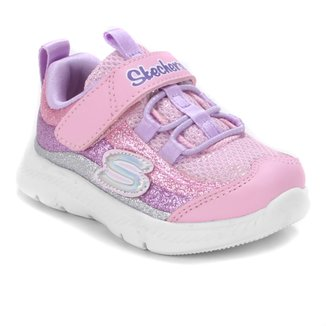 Tênis Infantil Skechers Comfy Flex 2.0 Feminino
