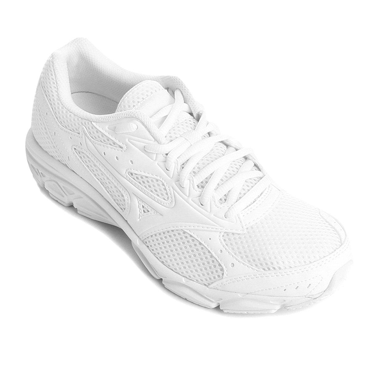 Tênis Mizuno Maximizer 20 Masculino - Branco - Compre Agora ... 0be6eaa05cf41