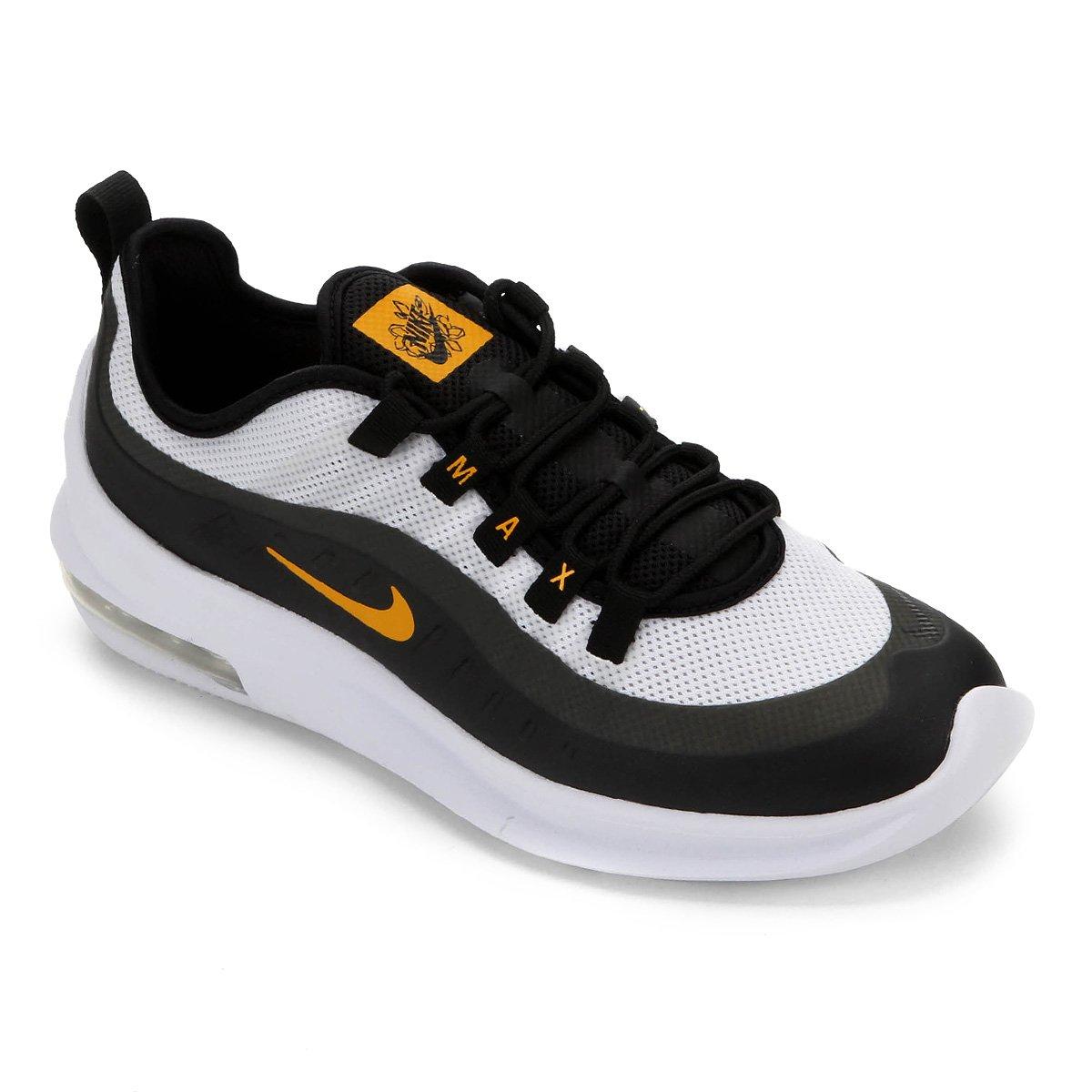Tênis Nike Air Max Axis Preto Compre Agora | Dafiti Brasil
