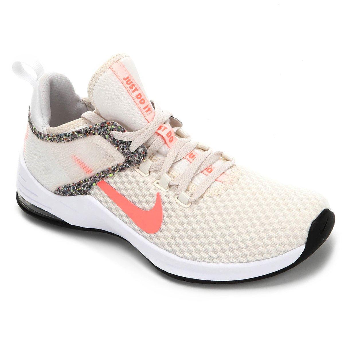 Tênis Nike Air Max Bella Tr 2 Feminino Branco E Preto