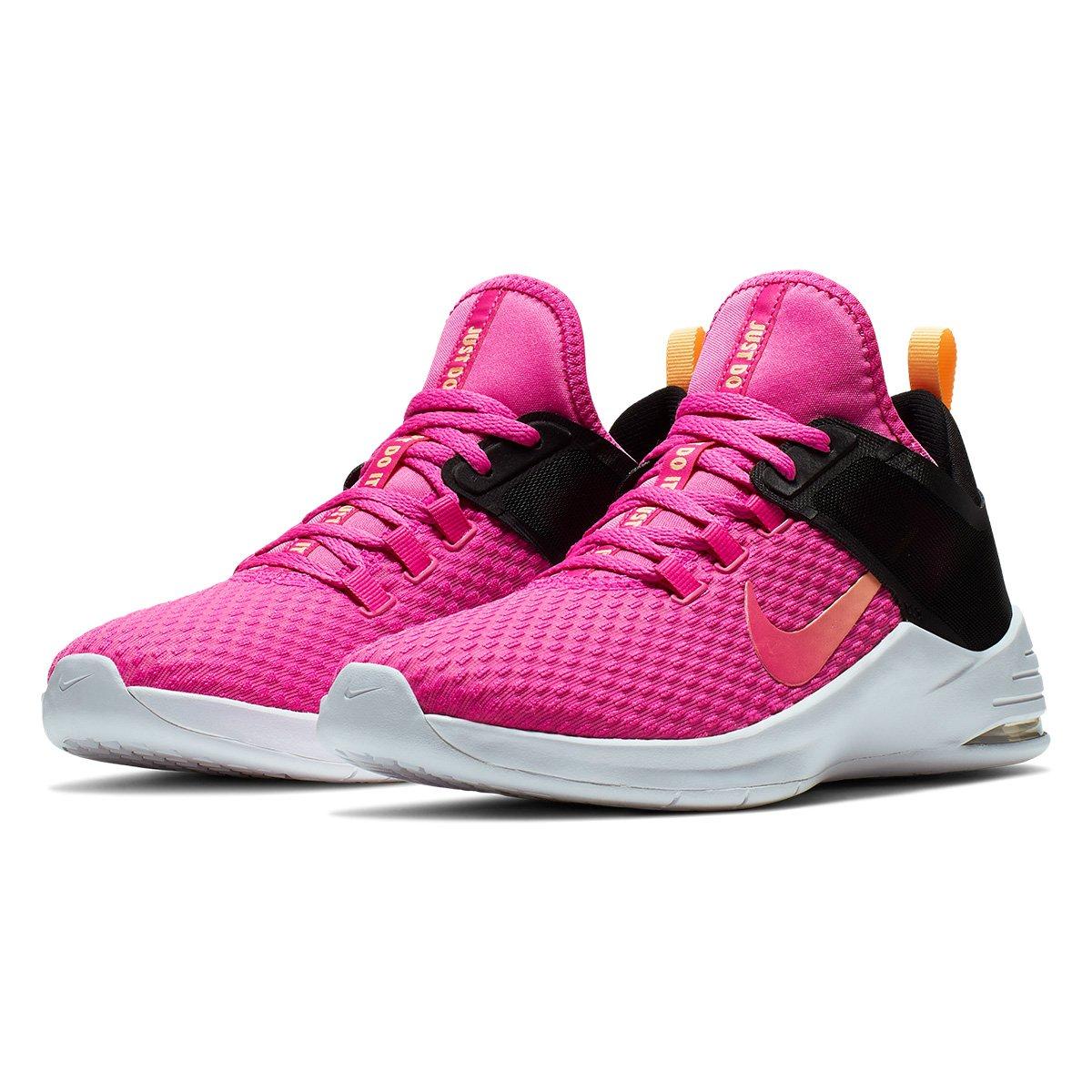 Tênis Nike Air Max Bella Tr 2 Feminino Rosa E Preto