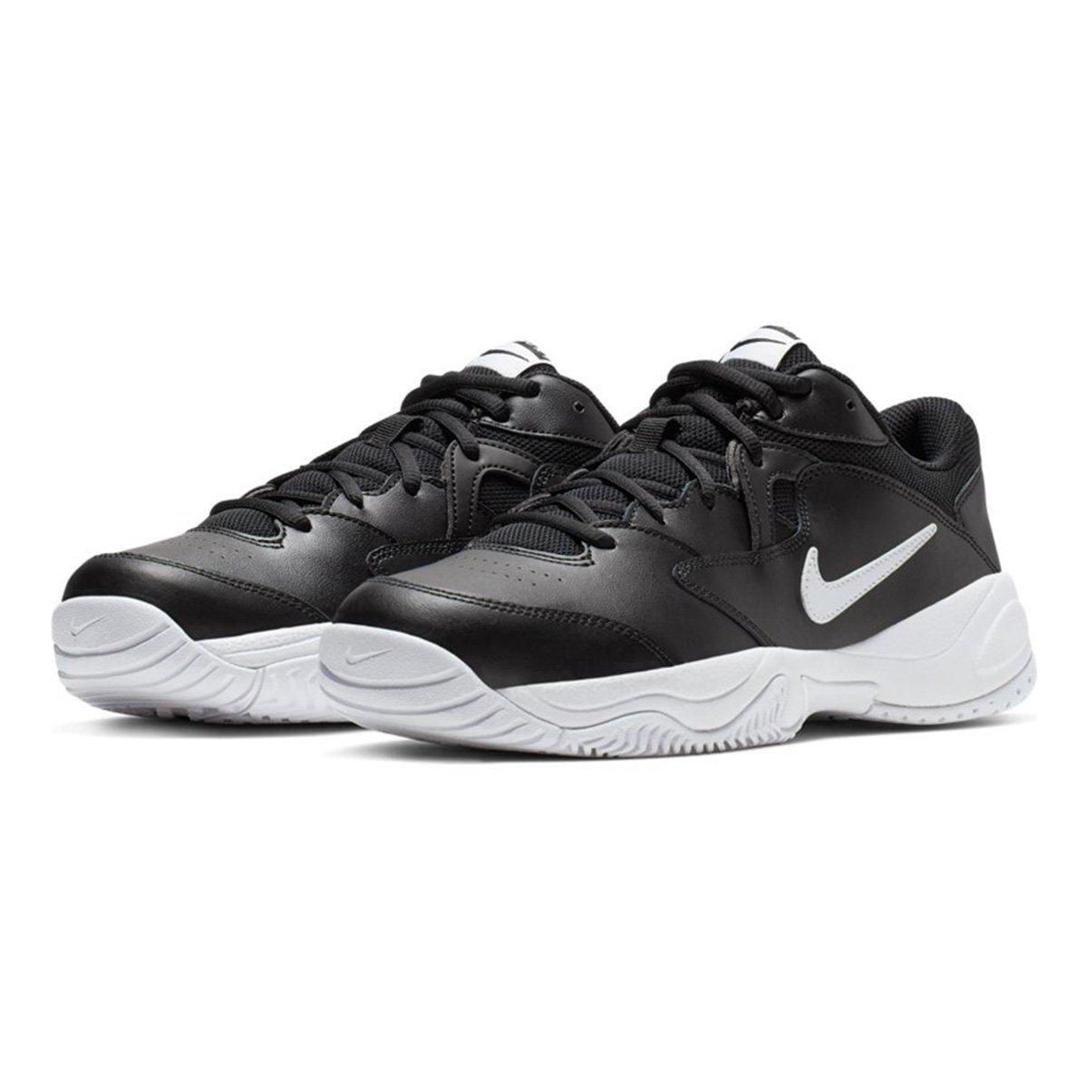 13d223506 Tênis Nike Court Lite 2 Masculino - Preto e Branco | Allianz Parque Shop