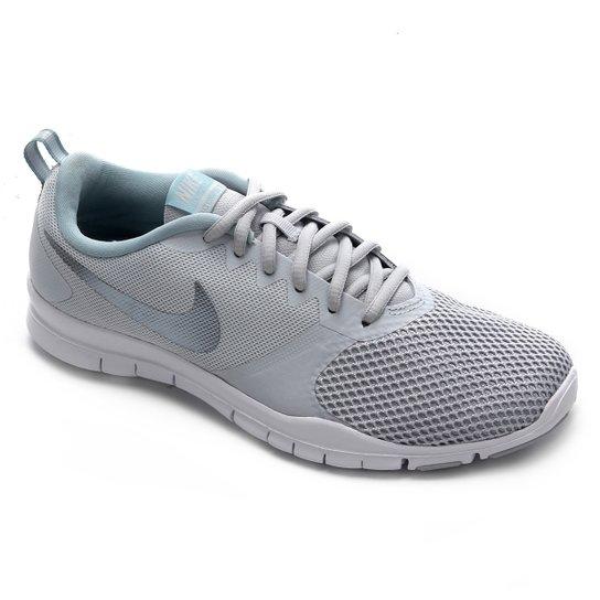 Tênis Nike Flex Essential Tr Feminino Prata E Cinza