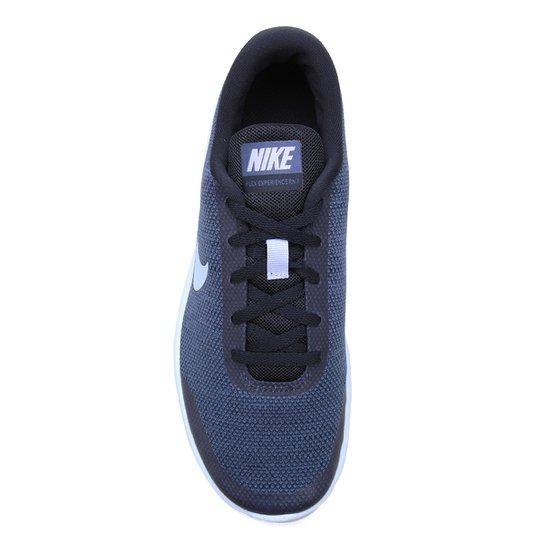 Tênis Nike Flex Experience Rn 7 Feminino Azul E Cinza