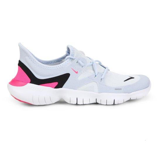 Tênis Nike Free Run 50 Feminino Branco E Preto
