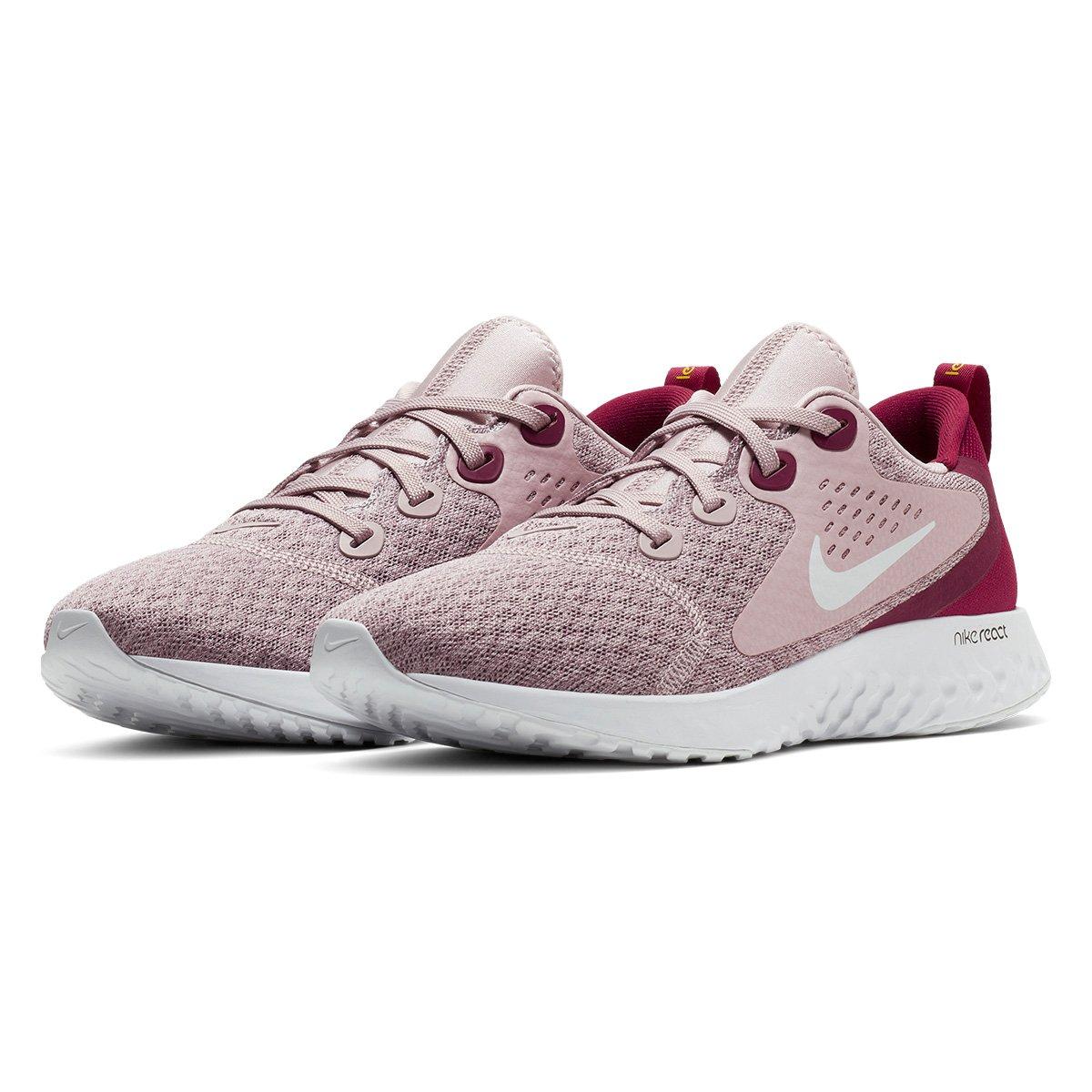 the latest 1ba07 39267 ... Tênis Nike Legend React Feminino ...