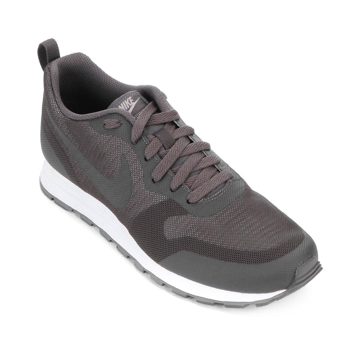 bc0b418d1592d Tênis Nike Md Runner 2 Masculino - Cinza e Preto | Allianz Parque Shop