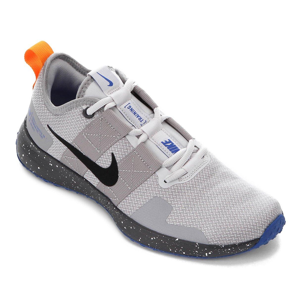 1cdf40fb4 Tênis Nike Varsity Compete Tr 2 Masculino - Cinza | Allianz Parque Shop