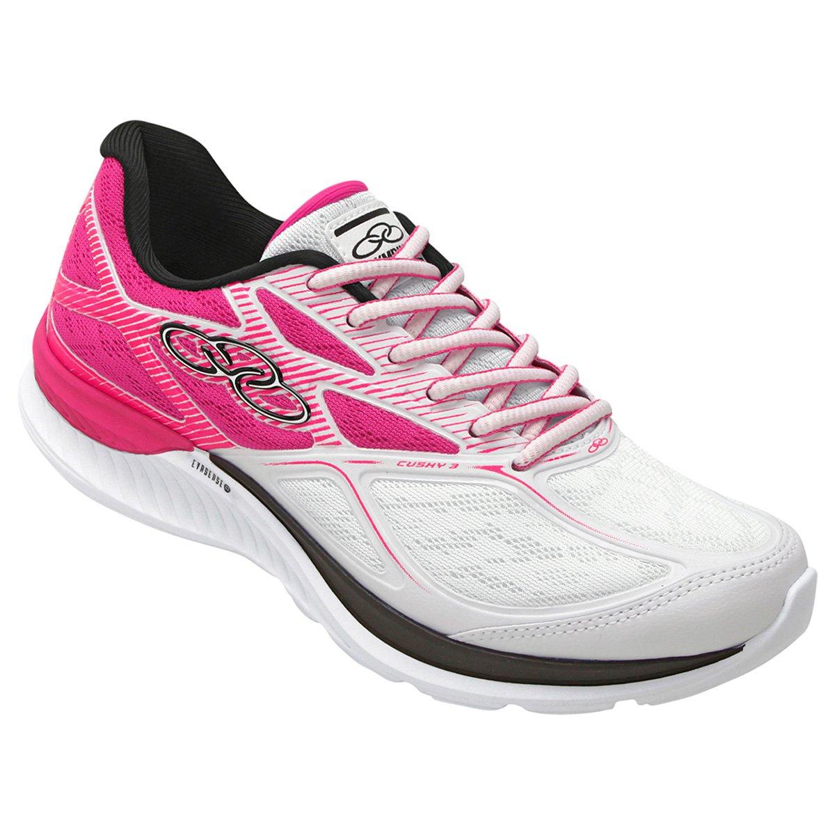9c09b65c648 Tênis Olympikus Cushy 3 Feminino - Compre Agora