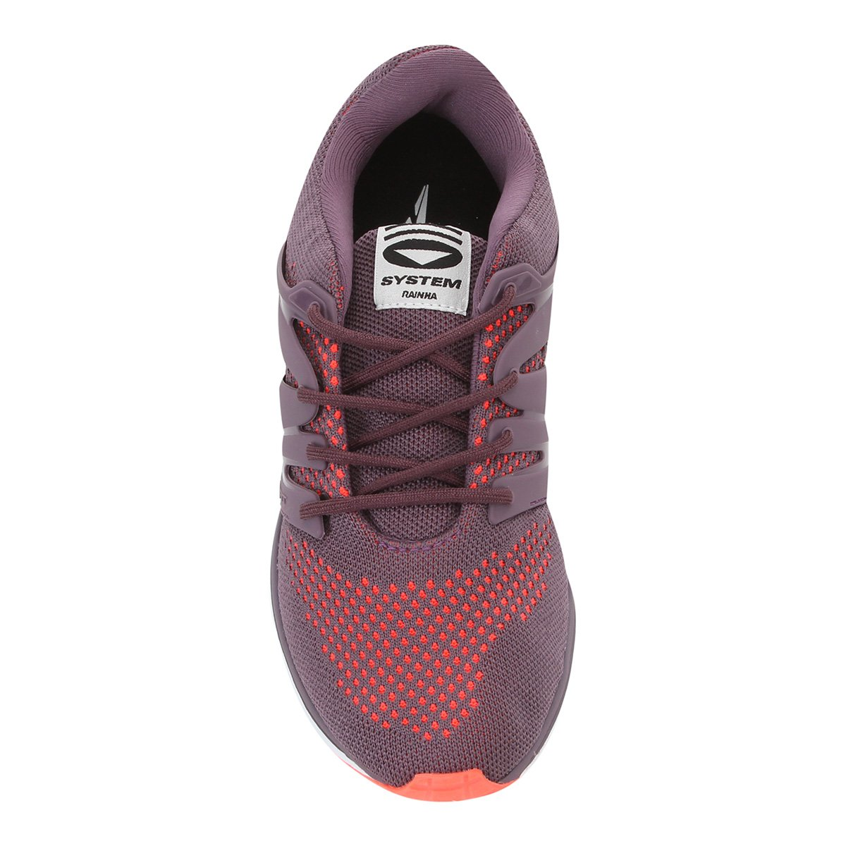 tenis mizuno feminino roxo e laranja 99