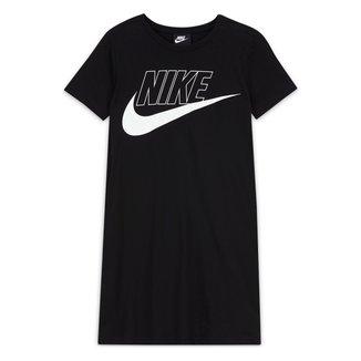 Vestido Infantil Nike Sportwear Bolso