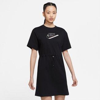 Vestido Nike Sportwear Gx Swoosh