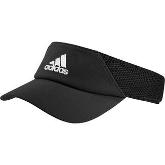 Viseira Adidas Aba Curva Strapback Aeroready