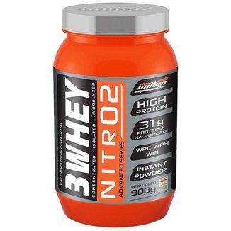 Whey 3W Nitro 2 - 900 G - New Millen